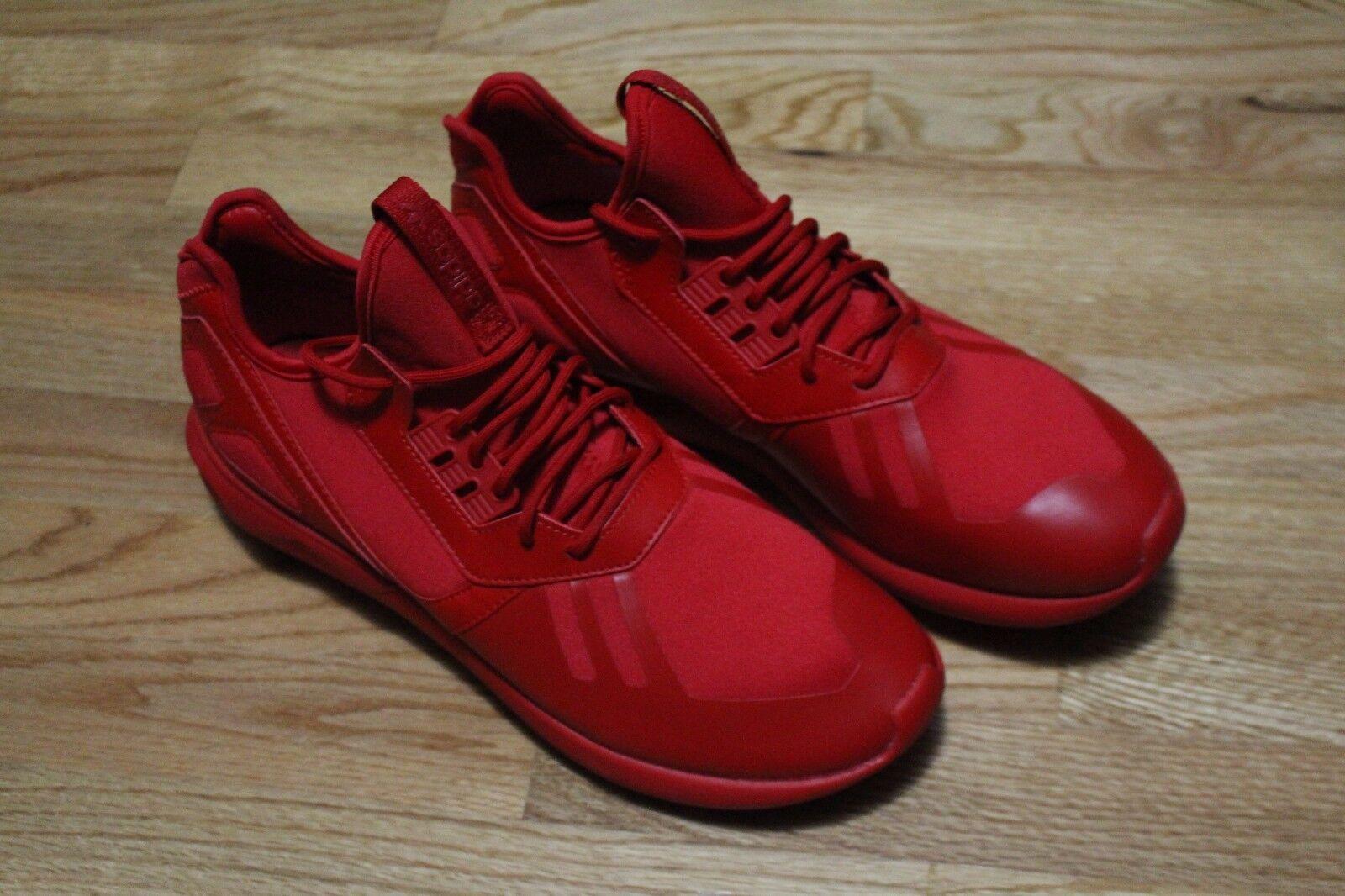 q16464 tubulaires de chaussures adidas adidas adidas originaux rouge nous taille 10,5 729cb6
