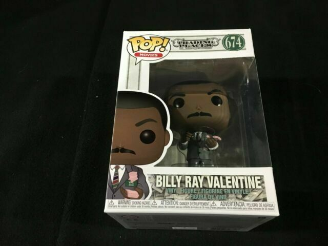 BILLY Ray VALENTINE-TRADING PLACES Funko Pop Vinile