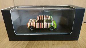 RARE-Corgi-LP06509-PAUL-SMITH-Design-Austin-Mini-1-43-model-NEW-BOXED