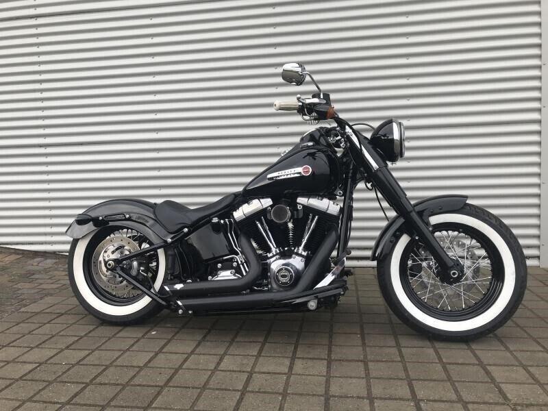Harley-Davidson, FLS Softail Slim, ccm 1690