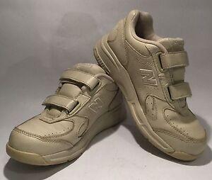 new balance s walking shoes beige size us 6 health