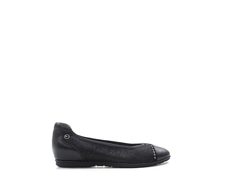 Schuhe TAMARIS Damenschuhe NERO Pelle naturale,Tessuto 22103-043