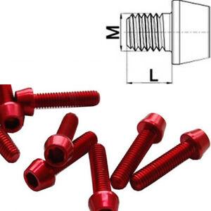 Tornillo-de-aluminio-m6-x-10-50-conico-din-912-al7075-rojo