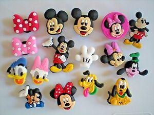 2c35dabce1139f Jibbitz Croc Clog Shoe Plug Charm Kid Accessories Disney Mickey ...