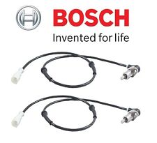 BRILLIANCE 3 2003 BOSCH Front Wheel Speed Sensor ABS 690mm Fits BMW E90 E87