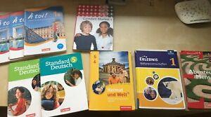 School-books-individually-Community-School-5-6-Class-Chemistry-Physics-ethics