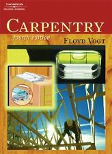 NEW - Carpentry by Vogt, Floyd