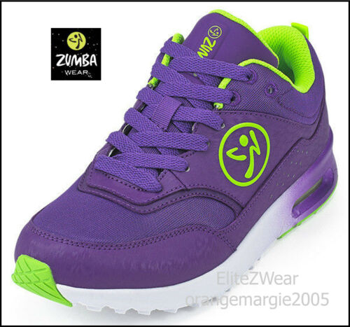 ZUMBA Air Classic Shoes Trainers DANCE Light with Superior Support Impact Max