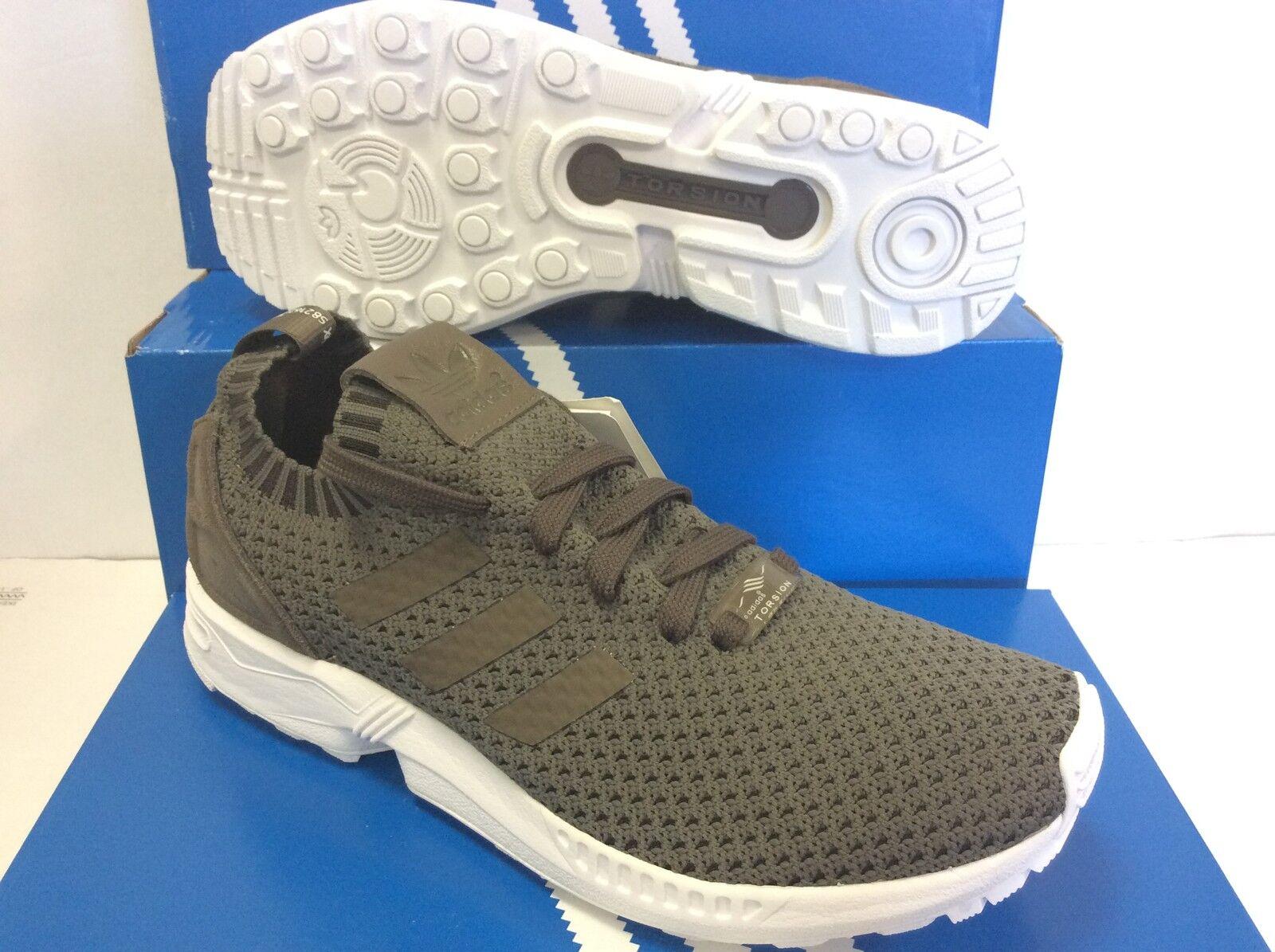 Adidas Originals ZX Flux PK Torsión S82162 Hombre Zapatillas, Talla UK 7.5 EU 41