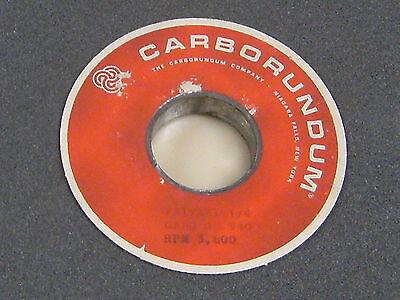 "Niagara Brand Carborundum HA24M Grinding Wheel 5""x1""x1"" Medium"