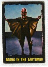 (Gv384-100) A. & B.C. Gum, Outer Limits, #36 Bring in the Earthmen 1966 G-VG