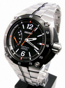 Image is loading Seiko-Kinetic-Sportura-Direct-Drive-Men-039-s- 04c8dba9b5