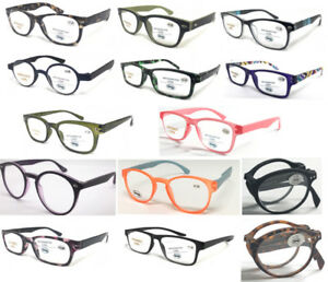 2018-New-Quality-Plastic-Reading-Glasses-Multi-Style-Fashion-amp-Comfort-Designed
