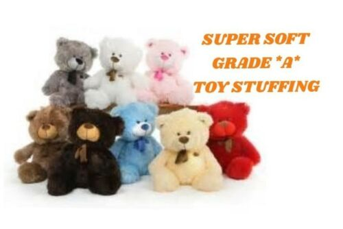 1KG SUPER SOFT POLYESTER STUFFING TOP QUALITY TOY STUFFING BEST