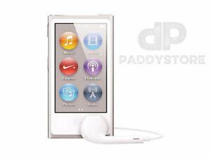 NEW-Apple-iPod-Nano-7th-Generation-Silver-16GB-Latest-Model-2019-BLUETOOTH