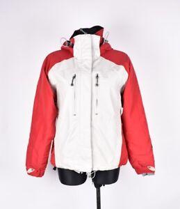 Détails sur Eider Indira à Capuche Femmes Veste Ski Manteau Taille 38, authentique afficher le titre d'origine