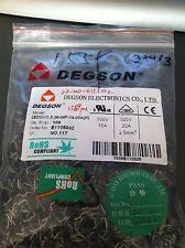 P6KE400A-Littlefuse-1559 pcs, Diode TVS Single Uni-Dir 342V 600W 2-Pin DO 15