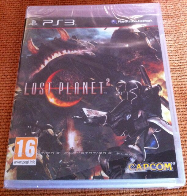 PS3 Lost Planet 2