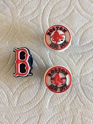 BOSTON RED SOX JIBBITZ BOSTON RED SOX