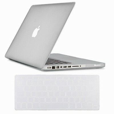 """Rubberized Hard Shell Case Cover Keyboard For Macbook Air 13/11 Pro 13/15""""Retina"""