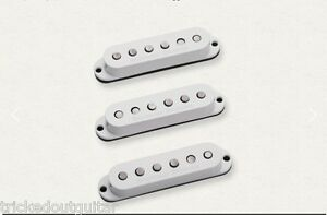 NEW Seymour Duncan SSL-6 Custom Flat Strat PICKUP White for Fender Stratocaster