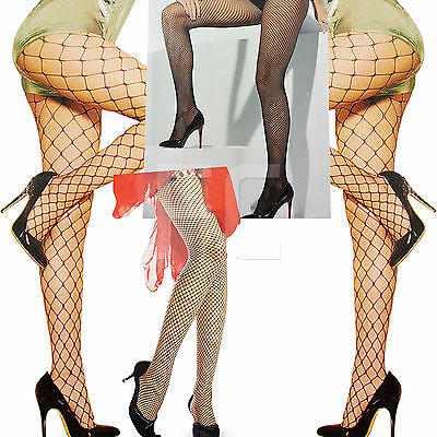Zielsetzung New Womens Ladies Whale Fence Diamond Fishnet Tights Netted Fancy Party Size