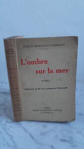 Jacques Brindejont Offenbach - SOMBRA En La Mar - 1924 - Flammarion