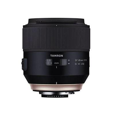 Near Mint! Tamron AF SP 85mm f/1.8 Di VC USD for Nikon Black - 1 year warranty