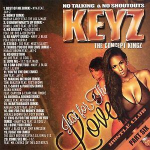 DJ KEYZ  CLASSIC 90'S R&B MIX CD VOL 6
