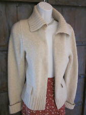 item 2 Theory Womens Size Large Cashmere Wool Beige Knit Cardigan Sweater  Open Front L -Theory Womens Size Large Cashmere Wool Beige Knit Cardigan  Sweater ... 62c6d1d7f