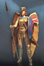 KINGDOM COME WAVE 3: ARMORED WONDER WOMAN FIGURE ALEX ROSS DC DIRECT