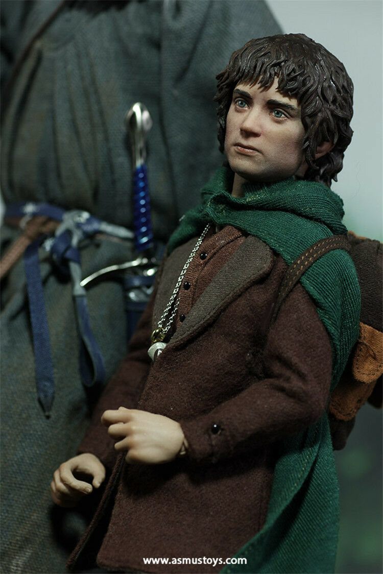The Lord of the Rings 1/6th SCALE Asmus Toys Frodo Borsagins LOTR014S Figures Toy