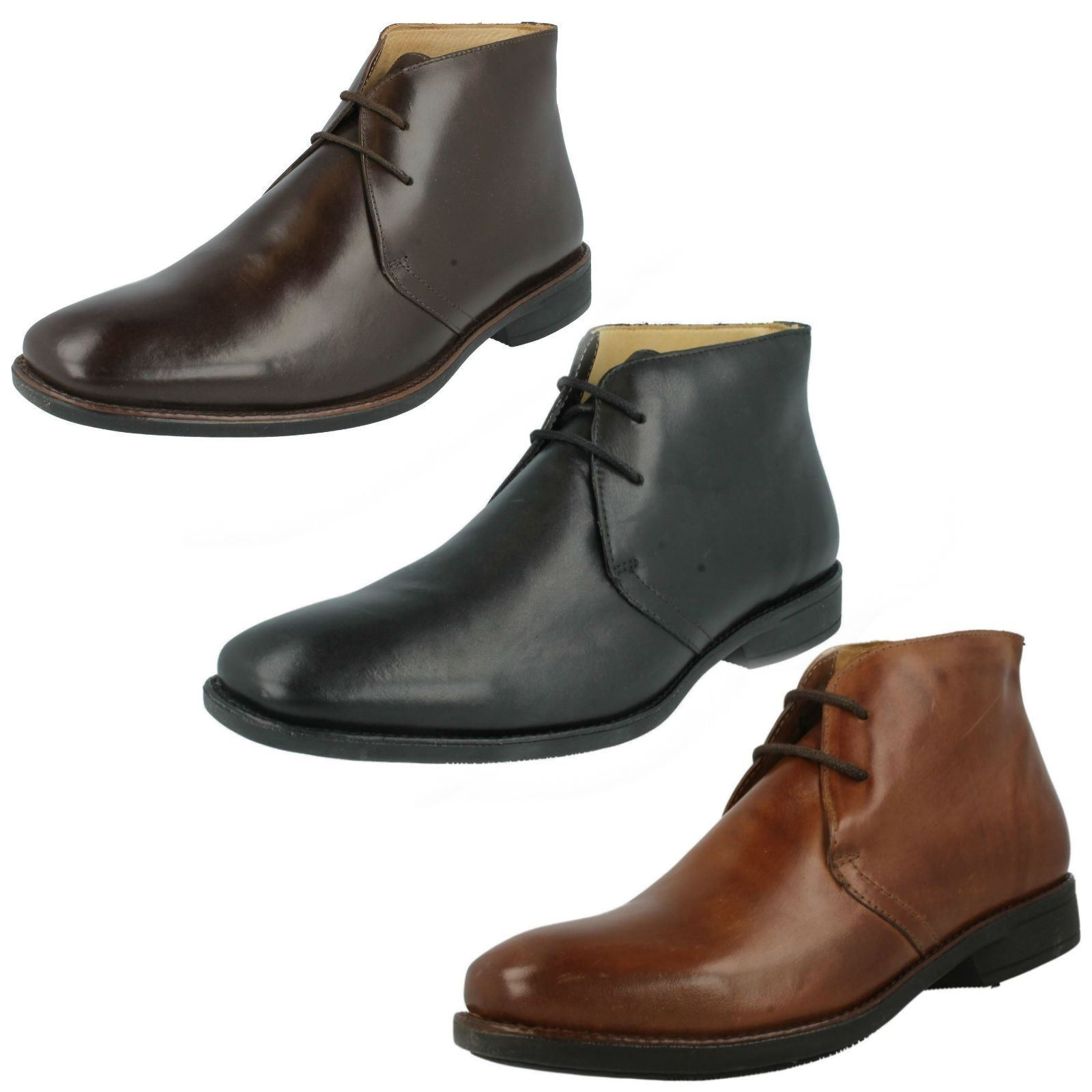 Mens Anatomic & Co Ankle Boots - 929224LB