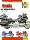 Honda Gl 1800 Gold Wing '01-'10 by Editors Of Haynes Manuals (Paperback / softback, 2015)
