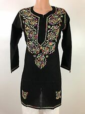 IBC $16.99 100% cotton summer Essentials Indian Tunic short women kurta 40 L