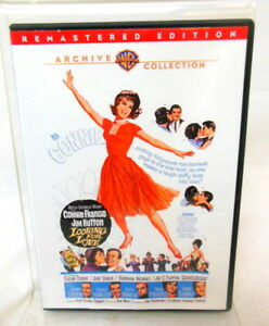 2B-DVD-LOOKING-FOR-LOVE-Connie-Francis-Jim-Hutton-WB-Archive-Coll-Remastered-Ed