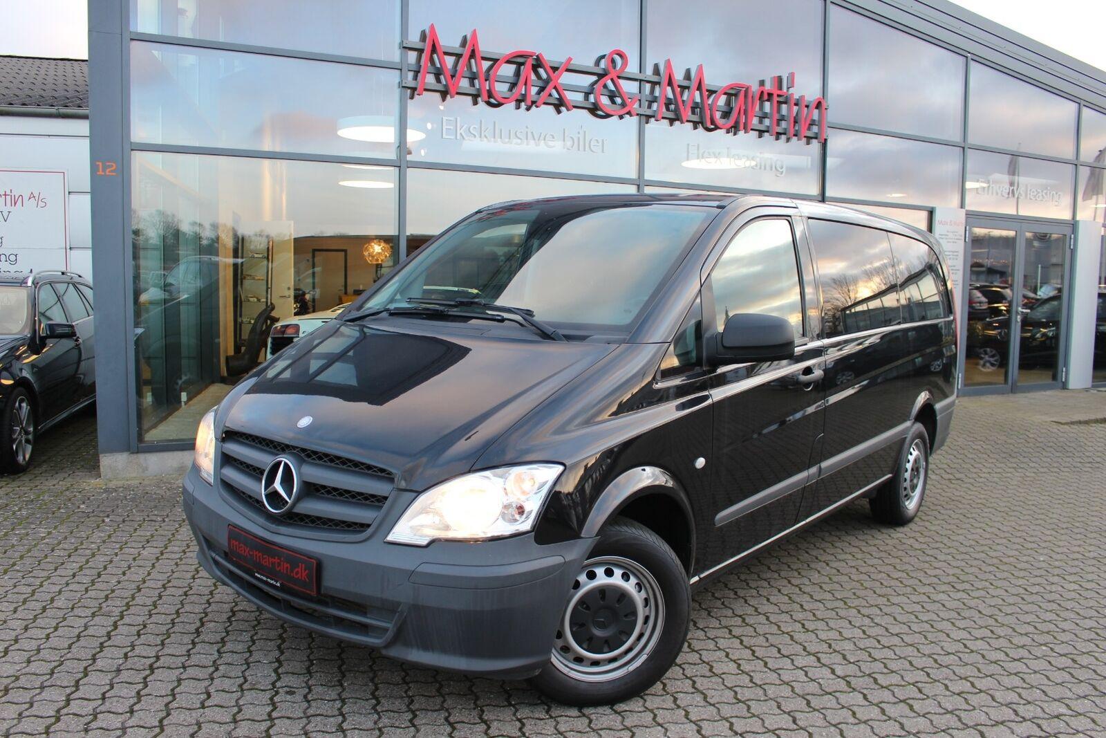 Mercedes Vito 116 2,2 CDi Kombi aut. XL BE 4d