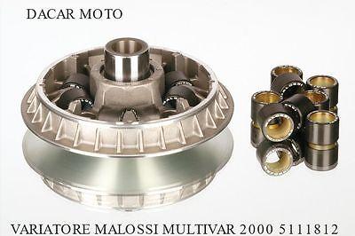 Malossi 5111812 variatore MULTIVAR 2000 Honda Silver Wing 600