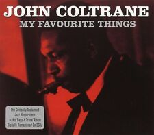 John Coltrane My Favorite Things/Bags & Trane 2-CD NEW SEALED Remastered Jazz