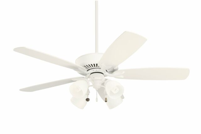 Emerson Cf4801sw Premium Select Ceiling Fan In Satin White For Sale Online Ebay