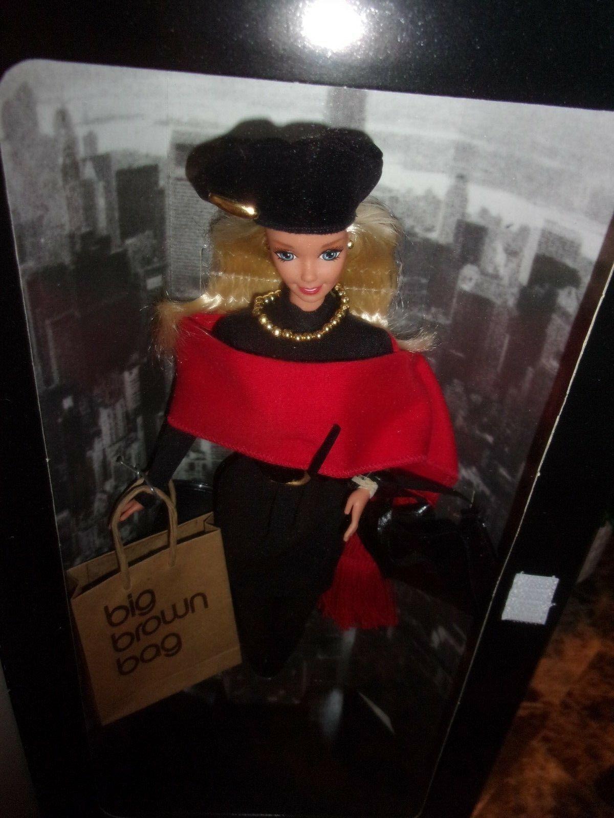 Mattel Barbie mujer Karan New York Bloomingdales Limited Edition 1995 nunca quitado de la caja