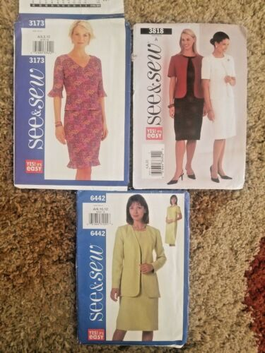 See /& Sew Patterns