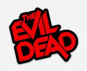 The-Evil-Dead-Logo-Vinyl-Sticker-Horror-Classic