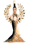 Golden Legacy Barbie By Bob Mackie - NRFB - Tissued in Shipper -Gold Label N6610