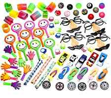 Party Favor Toy Prizes Assortment Of 101 Fun toys Items. Great Pack for School .