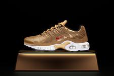 e78326b16dcb item 3 Nike Wmns Air Max Plus QS Running Womens Shoes Gold Bullet Red  887092-700 Sz 5.5 -Nike Wmns Air Max Plus QS Running Womens Shoes Gold  Bullet Red ...
