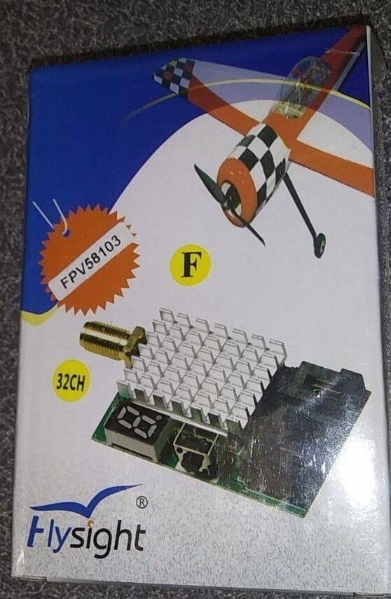 Flysight 5.8GHz 200mW VTX (HAM) FPV58103 Nuevo