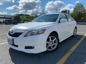 2007 Toyota Camry SE in Excellent Condition Leather Sunroof Remote S