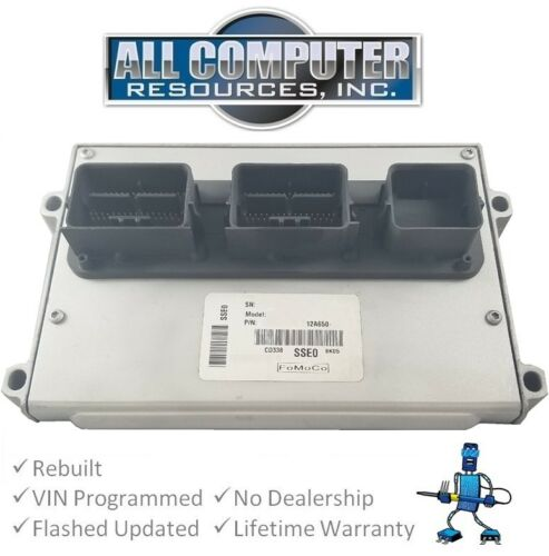 2007 Lincoln MKZ 3.5L 7H6A-12A650-LB Engine Computer ECU ECM PCM MG2-E5728