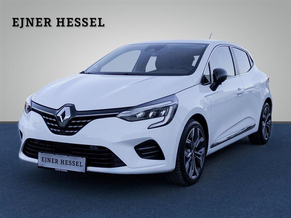 Renault Clio V 1,5 dCi 115 Intens 5d - 184.900 kr.